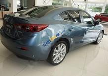 Cần bán Mazda 3 sản xuất năm 2017, màu xanh lam, giá tốt