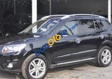 Cần bán gấp Hyundai Santa Fe 2.2AT sản xuất 2010 còn mới, giá chỉ 820 triệu
