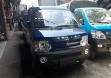 Đại lý xe tải Dongben thùng lửng 870kg/ 810kg thùng mui bạt/ 770kg thùng kín