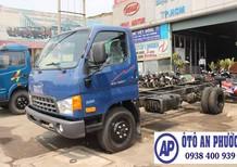 Bán ô tô xe tải 5 tấn - dưới 10 tấn sản xuất 2017, màu xanh lam, nhập khẩu nguyên chiếc