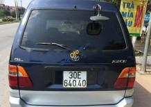Bán Toyota Zace GL sản xuất năm 2000, màu xanh lam chính chủ