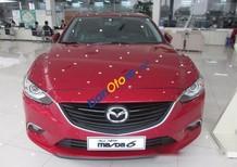 Bán Mazda 6 AT đời 2016, xe mới, màu đỏ