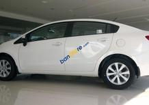 Kia Rio MT nhập khẩu nguyên chiếc, màu trắng, hỗ trợ 90% giá xe