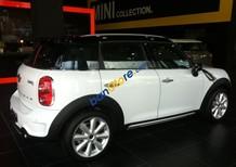 Bán xe Mini Cooper S Countryman mới màu trắng, bảo hành chính hãng, giao xe ngay