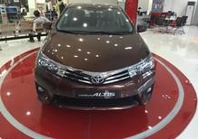 Cần bán Toyota Corolla Altis 1,8CVT màu nâu