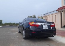 Cần bán lại xe Toyota Camry 2.5G 2014, màu đen