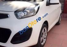 Bán xe Kia Morning sản xuất 2013, màu trắng chính chủ