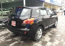 Cần bán gấp Nissan Qashqai LE AWD đời 2008, màu đen, nhập khẩu chính hãng