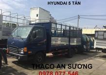 Cần bán xe Thaco Hyundai đời 2017, nhập khẩu nguyên chiếc
