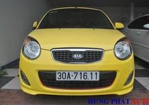 Cần bán lại xe Kia Morning 2010, màu vàng, nhập khẩu chính hãng
