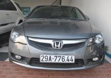 Cần bán lại xe Honda Civic 2011, màu xám, nhập khẩu nguyên chiếc