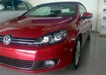Bán xe Volkswagen Golf Cabriolet 1.4TSI Full Option 2012, màu đỏ, nhập khẩu chính hãng