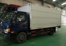 Giá xe Thaco Trường Hải mới nâng tải 2 tấn 4, 5 tấn, 7 tấn, 8 tấn, 9 tấn tại Hà Nội