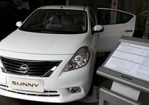 Bán Nissan Sunny XV 2017, màu trắng, mới , Nissan Hà Đông, 0968 697 828-538tr