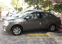 Bán ô tô Nissan Sunny XL 2016, màu nâu, giá tốt, trả góp 85%, hỗ trợ đăng ký đăng kiểm