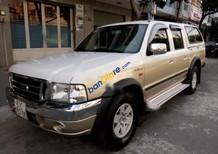 Cần bán lại xe Ford Ranger XLT 2004, màu trắng chính chủ, giá 258tr