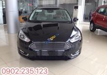 Cần bán Ford Focus 1.5L Titanium 2017, màu đen, giá bán thương lượng