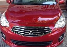 Cần bán xe Mitsubishi Attrage số sàn màu đỏ, xe nhập, giá chỉ từ 457 triệu, lh 0914815689