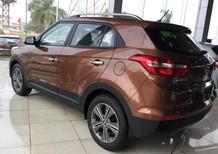 Cần bán Hyundai Creta đời 2016, màu nâu, nhập khẩu chính hãng, giá 775tr