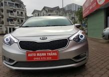 Cần bán xe Kia K3 2.0 2014, màu bạc, nhập khẩu nguyên chiếc, giá 610tr