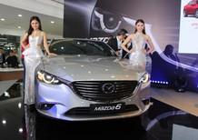 Bán Mazda 6 đời 2018, màu bạc