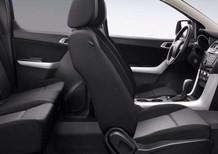 Bán xe Mazda BT 50 3.2 năm 2017, màu nâu, nhập khẩu nguyên chiếc