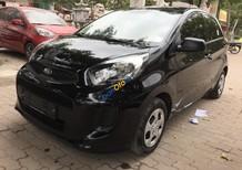 Cần bán Kia Morning Van đời 2015, màu đen, nhập khẩu
