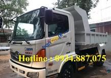 Bán xe ben Hino FC 5 tấn, 6 tấn, thùng ben 5 khối, xe ben Hino FC 6 tấn thùng ben 5 khối