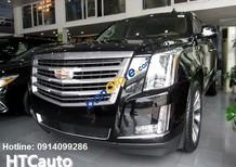 Cần bán xe Cadillac Escalade Platinum Edition sản xuất 2016, màu đen, nhập khẩu