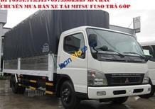 Bán ô tô xe tải Mitsu Canter 1.9 T/1.9 tấn / 1 T9 / 1 tấn 9 + đời 2018+ màu trắng+ nhập khẩu