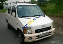 Cần bán xe cũ Suzuki Wagon R đời 2002, màu trắng