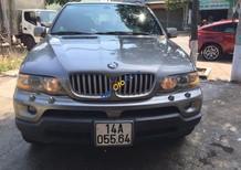 Bán BMW X5 năm 2004, màu xám, nhập khẩu, 435tr