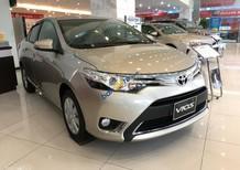 Bán Toyota Vios năm 2017, giá cạnh tranh, đủ màu giao ngay, hỗ trợ trả góp 90%