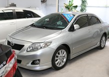 Cần bán xe Toyota Corolla altis đời 2009, màu bạc, giá chỉ 610 triệu
