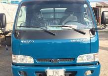 Cần bán Thaco FRONTIER K165 2017, màu xanh lam