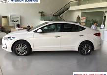 Hyundai Đà Nẵng Bán Hyundai Elantra 2018, màu trắng, giá tốt chỉ từ 170tr, giá xe Hyundai Elantra Đà Nẵng