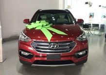 Đại Lý Lê Văn Lương - Hyundai Santa Fe năm 2018, đủ các màu, giao xe ngay, nhiều ưu đãi, LH: 0964898932
