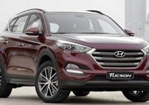 Đại Lý Lê Văn Lương - Hyundai Tucson đời 2017, nhập khẩu, đủ các màu, giao xe ngay, nhiều ưu đãi - LH: 0964898932