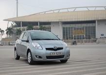 Cần bán Toyota Yaris năm 2009, màu xám, nhập khẩu Nhật Bản, chính chủ