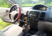 Cần bán gấp Toyota Vios G đời 2004, màu bạc giá cạnh tranh
