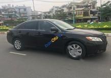 Cần bán lại xe Toyota Camry LE 2.4 đời 2008, màu đen, xe nhập