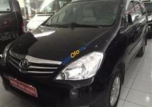 Cần bán gấp Toyota Innova V năm 2010, màu đen còn mới, giá chỉ 550 triệu