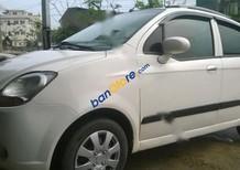 Cần bán gấp Chevrolet Spark đời 2009, màu trắng
