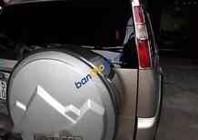 Cần bán xe cũ Ford Everest đời 2008, màu bạc, giá 415tr