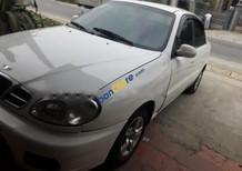 Cần bán xe Daewoo Lanos 1.5MT đời 2002, màu trắng giá cạnh tranh