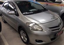 Cần bán Toyota Vios 1.5G 2008, màu bạc, giá 440tr
