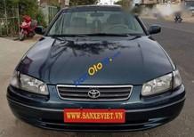 Bán Toyota Camry 2.2 GLi đời 2001, màu xanh