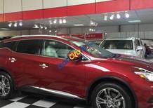 Bán ô tô Nissan Murano Platinum đời 2016, màu đỏ nhập từ Mỹ một chiếc duy nhất tại Việt Nam