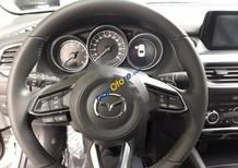 Auto bán Mazda 6 Premium đời 2017, màu trắng giá cạnh tranh