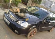 Cần bán xe Daewoo Lacetti năm 2009, màu đen còn mới
